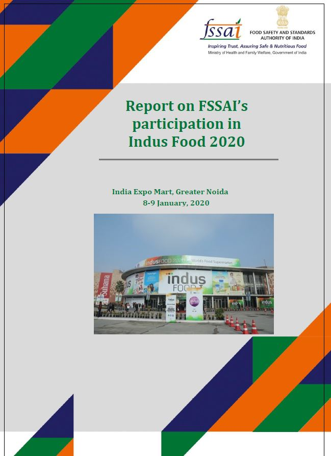 Report on Indus Food 2020