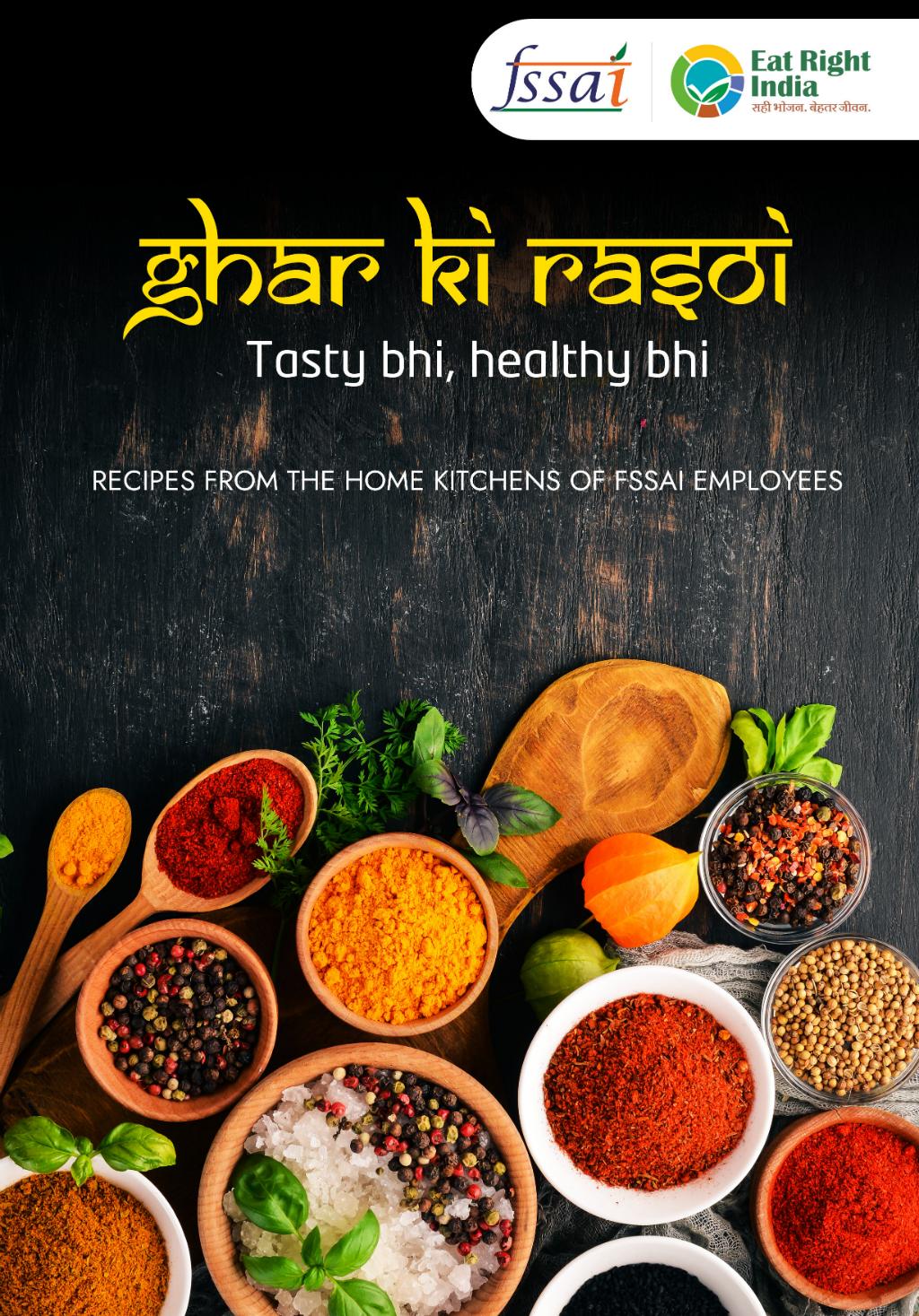 Ghar ki Rasoi: Tasty bhi, Healthy bhi