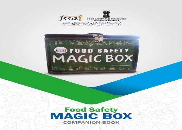 Food Safety Magic Box: Companion Book
