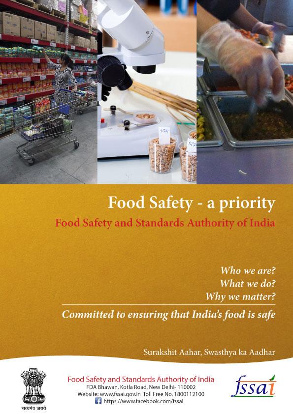 FSSAI Brochure